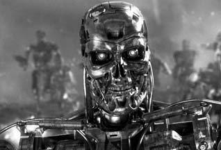 Терминатор - чем не сценарий будущих войн?