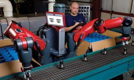 Роботы на производстве заменят людей