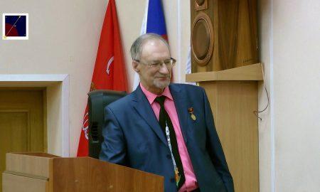 Смирнов Сергей Сергеевич - астроном,
